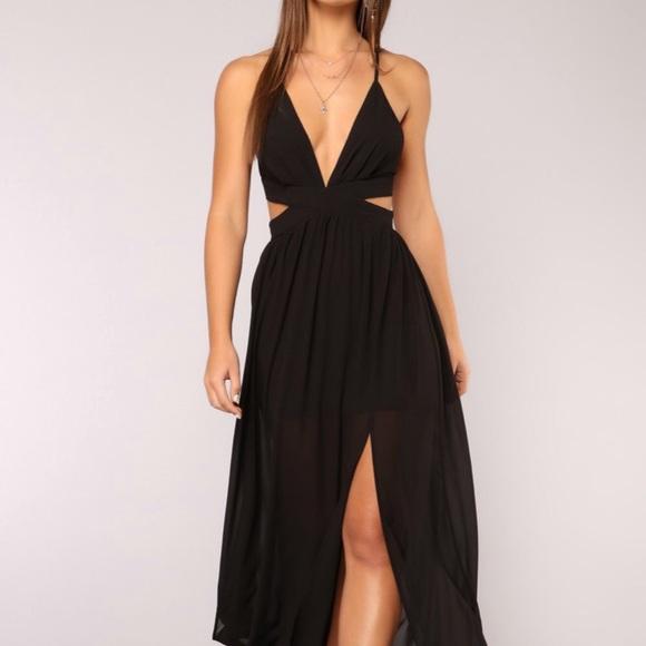 48f65f230e4 Fashion Nova Lanai Maxi Dress